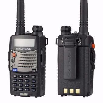 Baofeng UV-5RA Dual Band Two Way Radio (Black) - 3