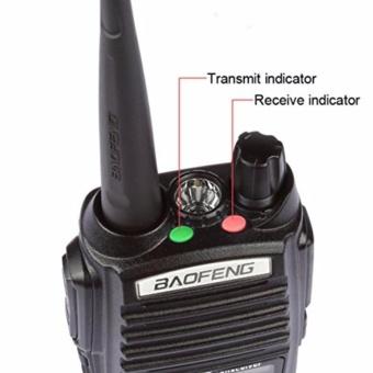 BAOFENG UV-82 Dual Band (VHF/UHF) Analog Portable Two-way Radio Set of 5 - 2