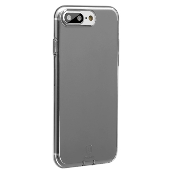 Baseus Ultra Slim Phone Case Transparent Dustproof for iphone 7 Plus(Black) - 4