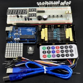 Basic Starter Learning Kit UNO For Arduino Basics - intl