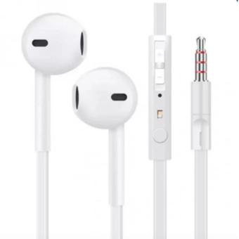 Bavin 102dB In-Ear Headphones (White)