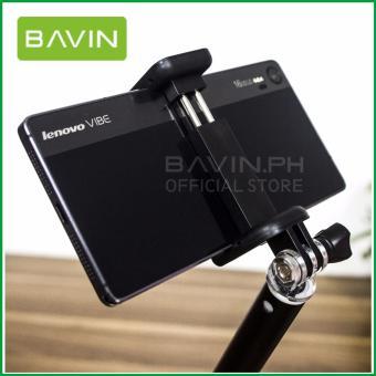 BAVIN Selfies stick with Bluetooth shutter control - 2