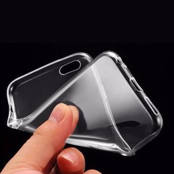 Bavin Soft Jelly TPU Skin Case Cover for Apple iPhone 6 Plus(Clear) - 3