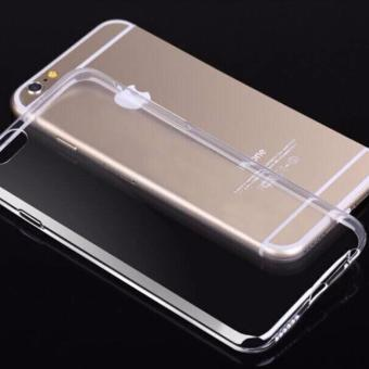Bavin Soft TPU Jelly Skin Case Cover for Apple iPhone 6 (Clear)