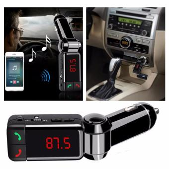 BC06B Universal Bluetooth Car Kit MP3 Player FM Transmitter DualUSB Charger Handsfree Kit