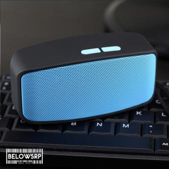 Below SRP N10 U Extreme Portable Bluetooth Speaker (Blue/Black)