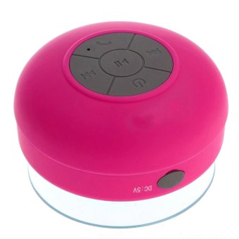 Below SRP Waterproof Bluetooth Speaker (Pink)