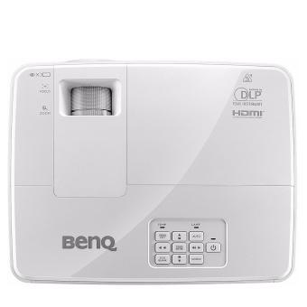BenQ MS527 Projector SVGA 3300AL (White) - 5