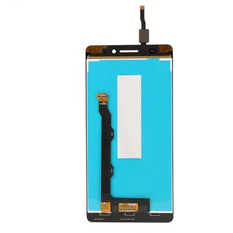 Black LCD Display Touch Screen Digitizer Assembly For Lenovo A6000K30 K3 - intl - 2