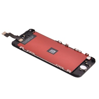 BLACK LCD Display with Touch Screen Digitizer For iPhone 5C - 3