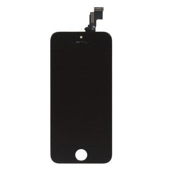 BLACK LCD Display with Touch Screen Digitizer For iPhone 5C