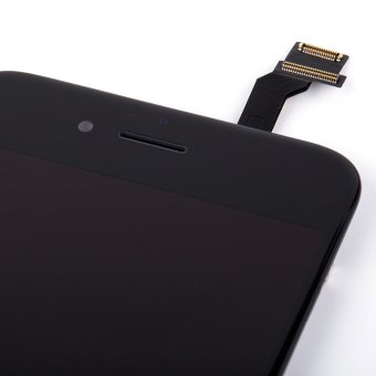 (Black) LCD Display with Touch Screen Digitizer For iPhone 6 4.7 - 3