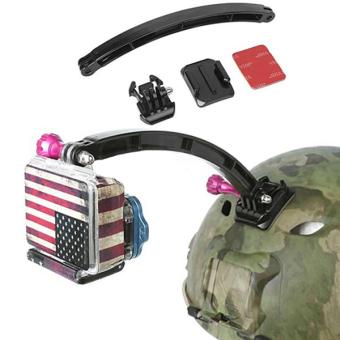 Bluelans® Arm Mount Helmet Extension Kit For Gopro Hero3 Motorcross