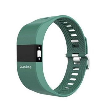 Bluesky S33 Professional Wireless Activity Wristband Heart Rate+Activity Wristband S33 (Green) - Intl