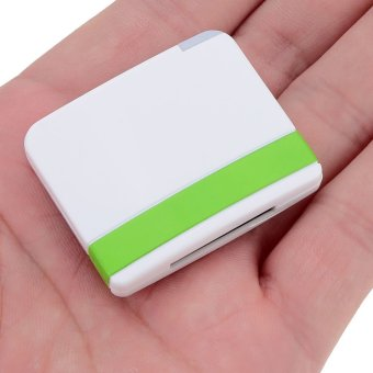 Bluetooth A2DP Music Audio 30 Pin Receiver Adapter for iPod iPhoneiPad Speaker Dock White (Intl)