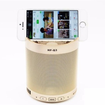Bluetooth Speaker Portable Wireless Multifunction USB MiniSub-woofer Creative Mobile Phone Stand SWHFQ3 - 2