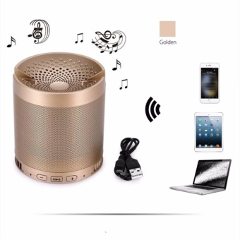 Bluetooth Speaker Portable Wireless Multifunction USB MiniSub-woofer Creative Mobile Phone Stand SWHFQ3 - 3