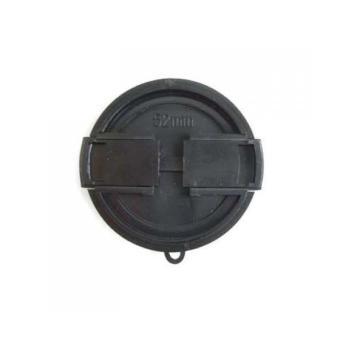 BolehDeals 52mm Plastic Snap On Camera Lens Cap for BenQ Casio - picture 2
