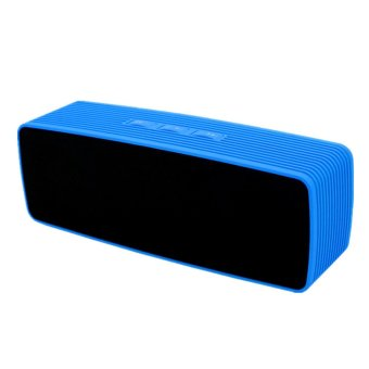 Bos01 Extra Bass Bluetooth Portable Speaker (Blue)