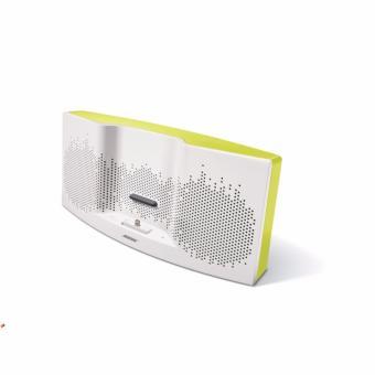 bose ipod dock. bose sounddock xt speaker (white/yellow) ipod dock