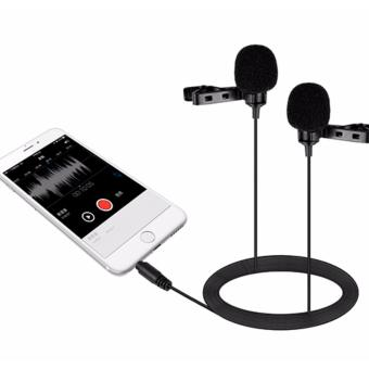 Boya BY-LM400 Dual Omnidirectional Lavalier Mic for Smartphone Iphone Android Price Philippines