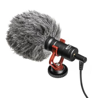 BOYA BY-MM1 Compact On-Camera Video Microphone Youtube Vlogging Recording Mic Price Philippines