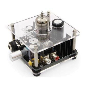 Bravo Audio V2 Valve Class A 12AU7 Tube Headphone Amplifier - 3