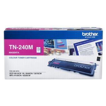 Brother TN-240 Toner Catridge (Magenta)