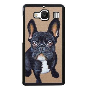 Bulldog Dog Pattern Phone Case for XiaoMi RedMi 2 (Multicolor)