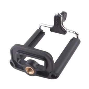 BUYINCOINS Clip Bracket Holder for Tripod Stand with Hole