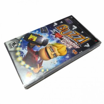 Buzz Master Quiz PSP Game R1 - 3