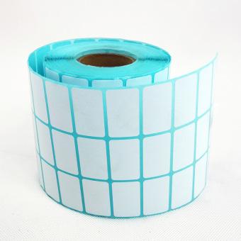 BYT 32*19mm 5000pcs/3Rolls Barcode Price Label Thermal SensitivePrinter Self Adhesive Sticker - intl - 2