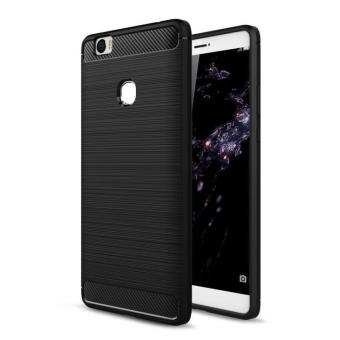 BYT Carbon Rugged Armor Cover Case for Huawei Honor Note 8 - intl
