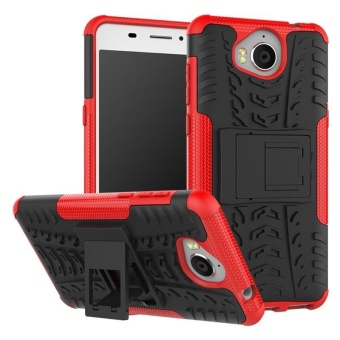 BYT Rugged Armor Dazzle Back Cover Case for Huawei Y5 (2017) - intl