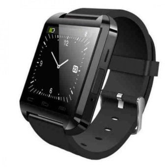 C-001 Bluetooth V3.0 Touch Screen Smart Watch (Black) - picture 2