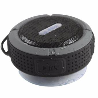 C6 Portable Wireless Shower Bluetooth Speaker Sucker Waterproof Price Philippines
