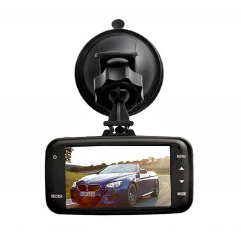 Cai cai-320 Advanced Portable Car DVR CCTV Camcorder (Black)