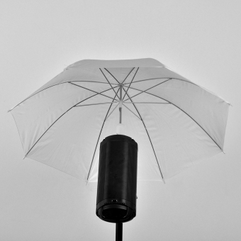Camera 33' Inch Translucent Photography Photo Studio flash Soft Umbrella - 3