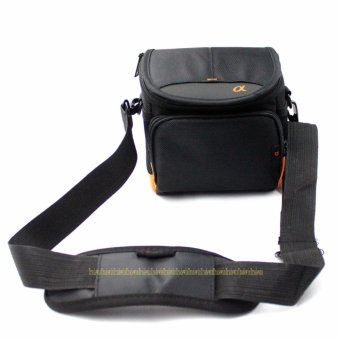 Camera Bag Case Bag For Sony Alpha DSLR A6500 A6300 a6000 a5100 a5000L a5000 a3000 A6000 A5000 A5100 - intl