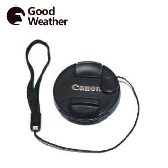 Canon anti-lost rope Lens cover