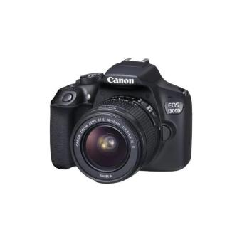 Canon EOS 1300D 18MP with EF-S 18-55mm III