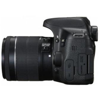 Canon EOS 750D DSLR Camera w/ EF-S 18-55mm f/3.5-5.6 IS STM Lens Kit - 4