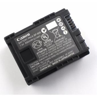 Canon Rechargeable Battery BP-808 ( Slim type 808SL 890mAh ) For Canon VIXIA HF S10 S11 S20 S21 S30 S100 S200 XA10