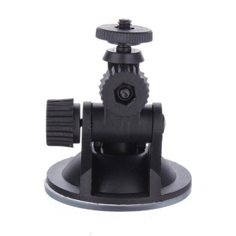 Car Suction Cup Mount Tripod Holder 65mm for DVR / DV / GPS / Camera / GoPro (Black) - picture 2