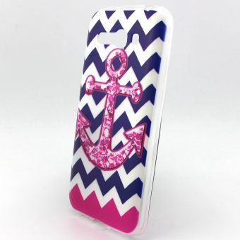 Case for Alcatel One Touch Pop C9 Soft TPU Phone Cover (Anchor .