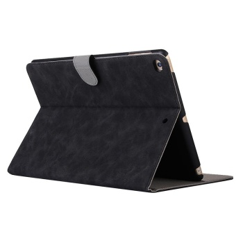 Case for Apple Ipad 9.7 Inch 2017 Auto Sleep /Wake Up Flip PU Leather Cover for New Ipad 9.7 Inch 2017 New Model Smart Stand Holder Folio Case - intl - 4