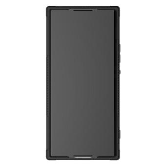 Case for Sony Xperia XA1 Hybrid Combo Shockproof Case Cover (Black) - intl - 2