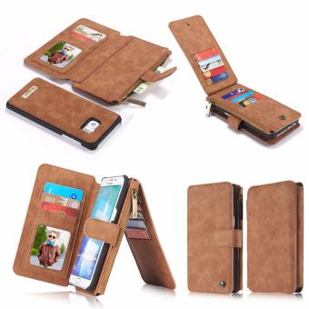 CaseMe Leather Wallet Phone Case (for Samsung Galaxy S8)