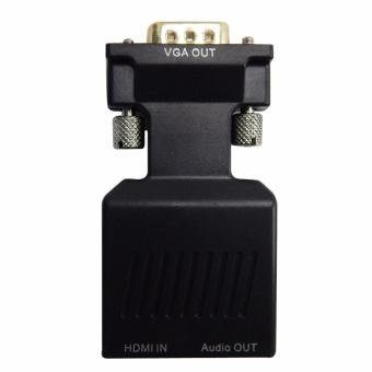 CD-R King Video Adapter HDMI to VGA with Audio (supports 1920*1200)ADT-226-FG - 4