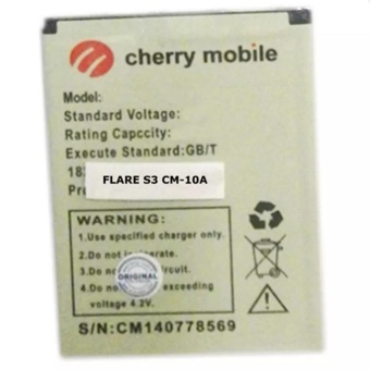 Cherry Mobile Battery CM10A For Flare S3 Cm-10a